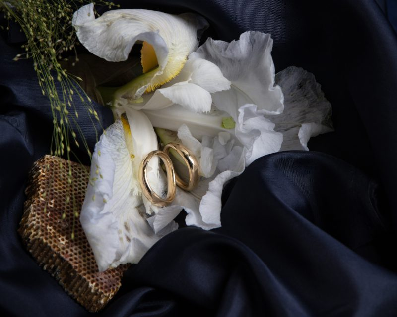 Wabi Sabi jevelsry - weddingring