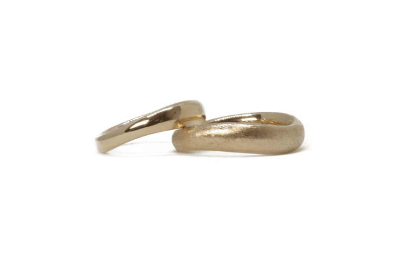 Wabi Sabi Bolge wedding ring norway