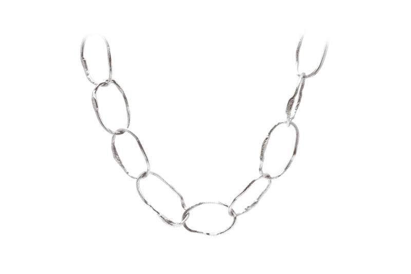 Mingle collier i sølv