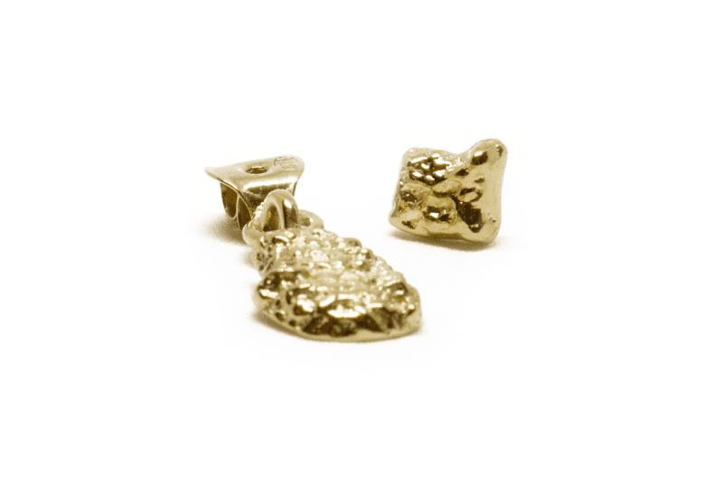 Wabi Sabi Frast Earstick gold
