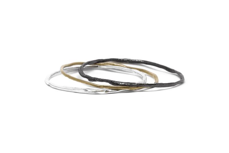 Wabi Sabi bracelet, armrings