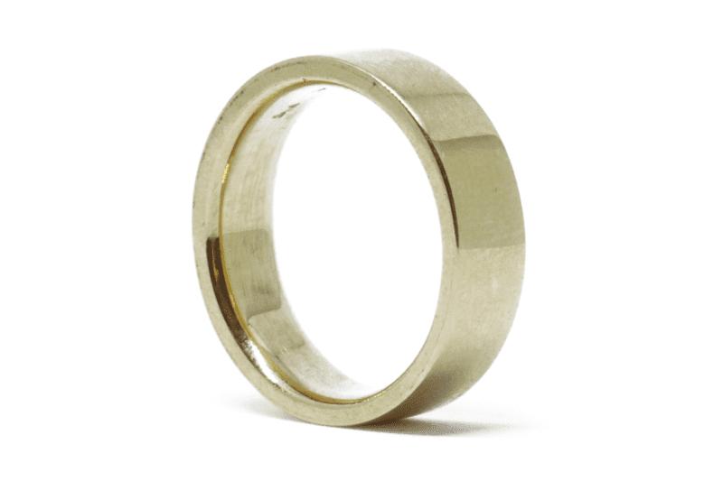 Wabi Sabi wedding rings in gold, norway