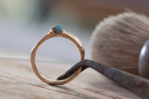 Wabi Sabi jewellery. Foto: Mathias Risø Nilsen