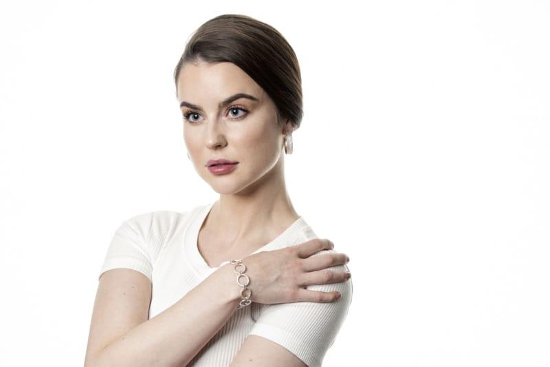 Wabi Sabi smykker Mingle armbånd