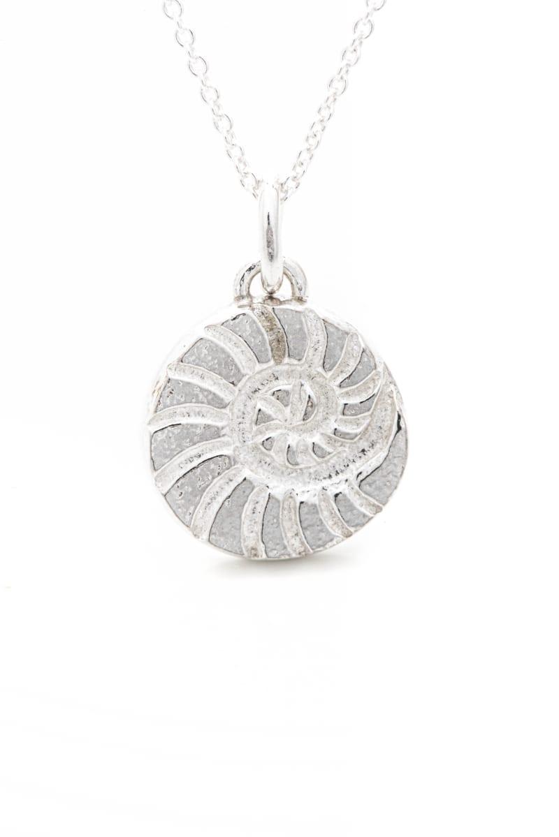 Smykke anheng sølv
